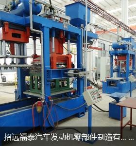 招远福泰汽车发动机零部件制造有限公司