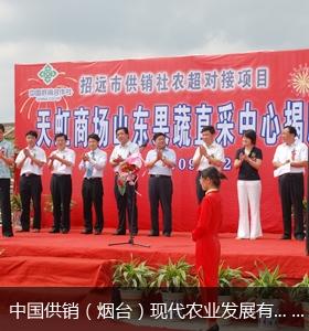 中国供销(烟台)现代农业发展有限公司